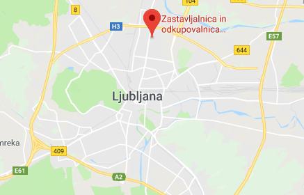 zastavljalnica Ljubljana