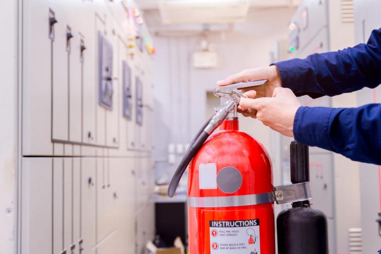 projekt-varnost požarna varnost